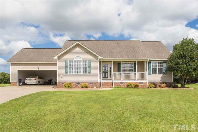 107 Andrew Boulevard, Selma, NC 27576 (#2330616) :: The Perry Group