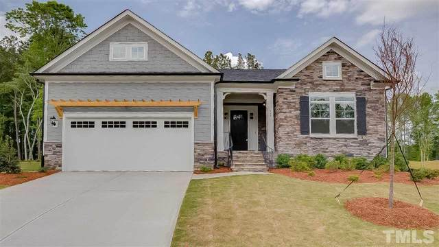 1185 St Cloud Loop Lot 57, Apex, NC 27523 (#2330625) :: The Perry Group