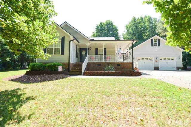 152 Redbud Drive, Clayton, NC 27520 (#2330627) :: The Beth Hines Team