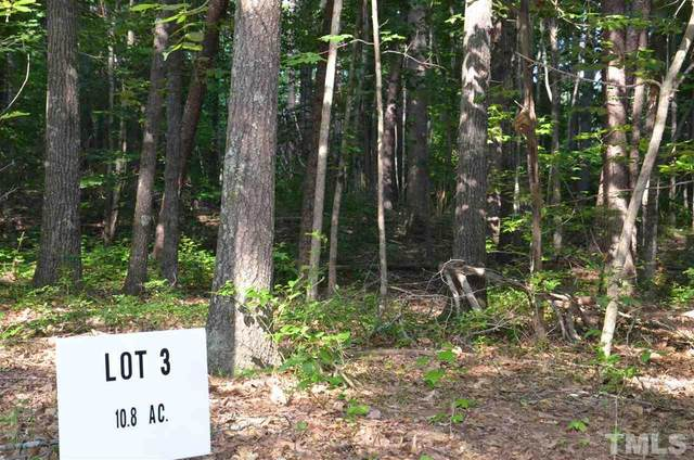 Lot 3 Indian Camp Road, Burlington, NC 27217 (#2330652) :: Dogwood Properties