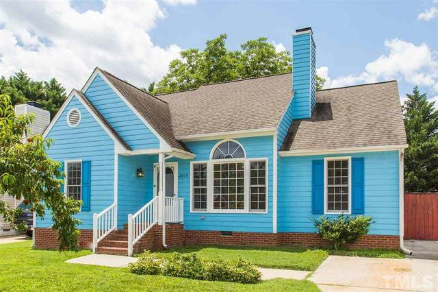 2217 Quail View Trail, Raleigh, NC 27604 (#2330669) :: The Perry Group