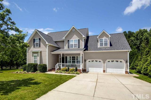 5604 Scottish Hills Drive, Holly Springs, NC 27540 (#2330708) :: Rachel Kendall Team