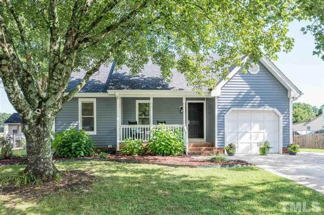 4537 Plum Blossum Drive, Knightdale, NC 27545 (#2330726) :: The Perry Group