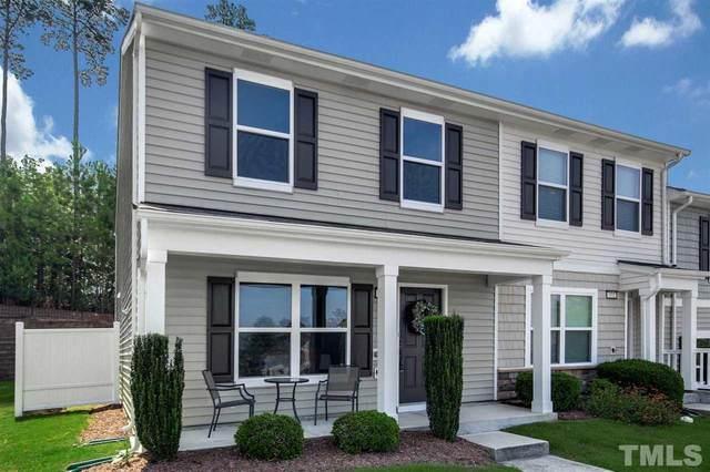 100 Stratford Lakes Drive #370, Durham, NC 27713 (#2330732) :: Realty World Signature Properties