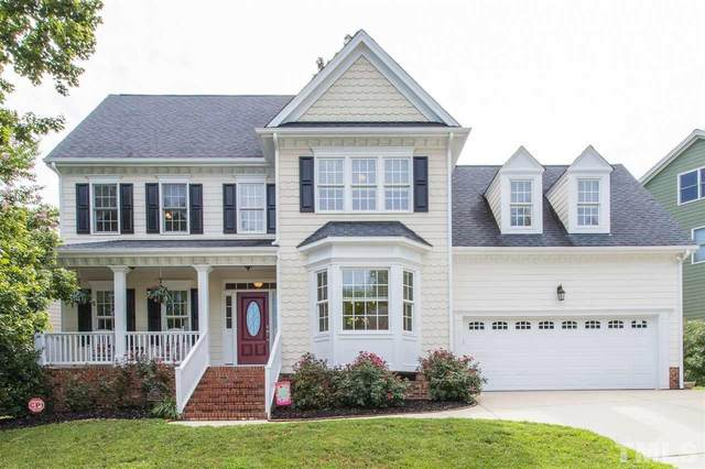 1261 Dalgarven Drive, Apex, NC 27502 (#2330740) :: Realty World Signature Properties