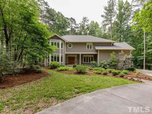 7302 Crescent Ridge Drive, Chapel Hill, NC 27516 (#2330754) :: The Beth Hines Team