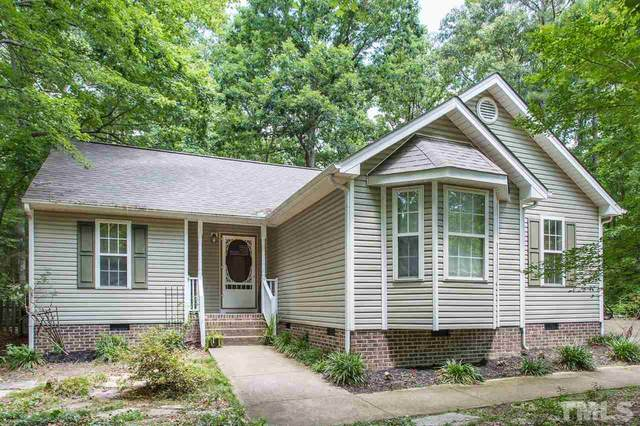 250 Cherrylaurel Drive, Youngsville, NC 27596 (#2330794) :: Realty World Signature Properties