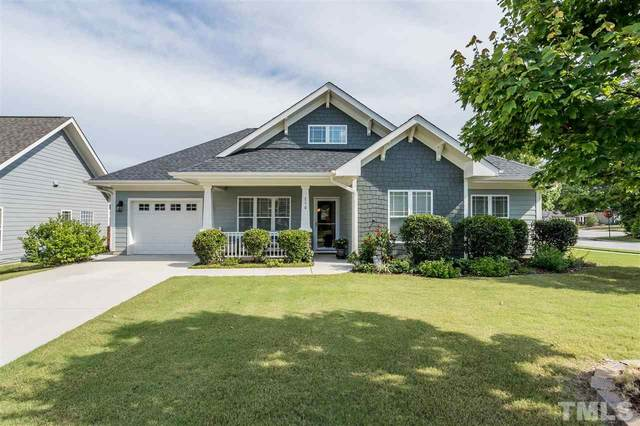 750 Shoals Lake Drive, Fuquay Varina, NC 27526 (#2330810) :: Rachel Kendall Team