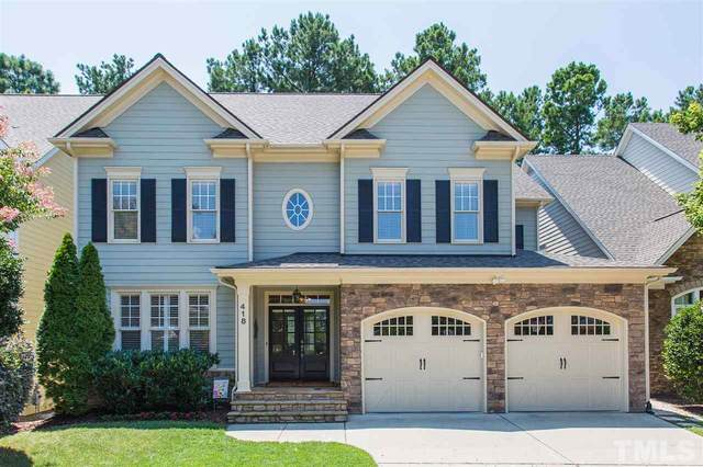 418 Chandler Grant Drive, Cary, NC 27519 (#2330815) :: Triangle Top Choice Realty, LLC