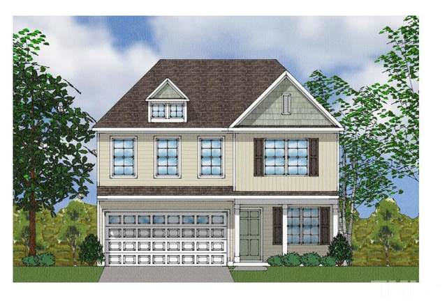 5504 Smythe Park Court Lot 316, Knightdale, NC 27545 (#2330829) :: M&J Realty Group