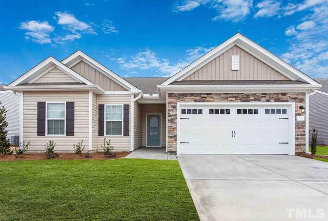 155 Legacy Drive, Youngsville, NC 27596 (#2330833) :: Realty World Signature Properties