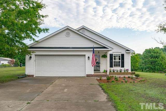 613 Sion Kelly Road, Broadway, NC 27505 (#2330837) :: M&J Realty Group