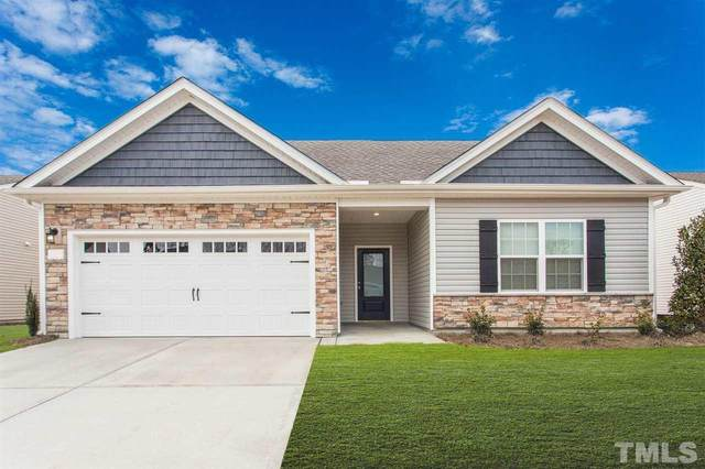 160 Legacy Drive, Youngsville, NC 27596 (#2330842) :: Realty World Signature Properties