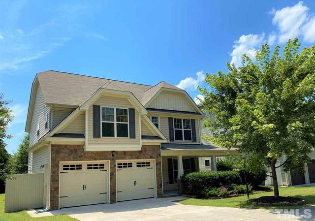 1006 Hardin Hill Lane, Knightdale, NC 27515 (#2330847) :: M&J Realty Group