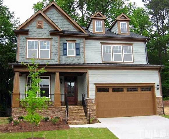 1781 Grande Chateau Lane, Apex, NC 27502 (#2330870) :: M&J Realty Group