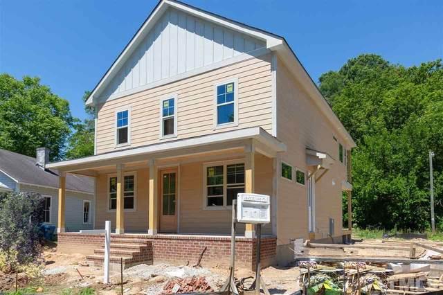 818 Carroll Street, Durham, NC 27701 (#2330871) :: M&J Realty Group