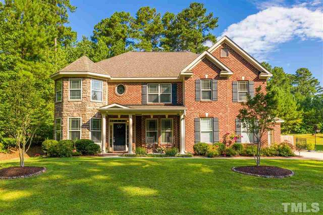 205 Blue Heron Drive, Youngsville, NC 27596 (#2330876) :: The Jim Allen Group