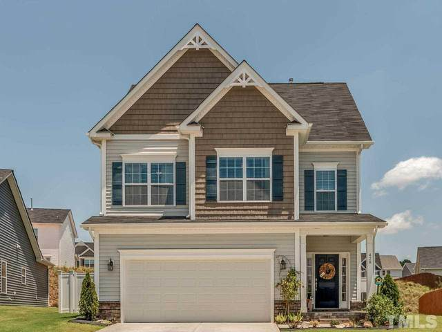 428 Lakemont Drive, Clayton, NC 27520 (#2330880) :: M&J Realty Group