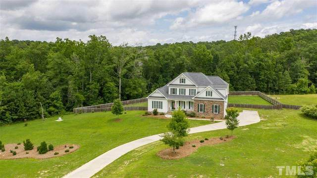44 Henrys Ridge Road, Pittsboro, NC 27312 (#2330881) :: Real Estate By Design