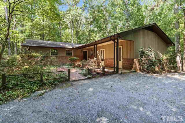 319 Azalea Drive, Chapel Hill, NC 27517 (#2330898) :: Marti Hampton Team brokered by eXp Realty