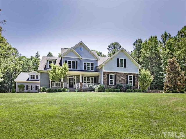 387 Henrys Ridge Road, Pittsboro, NC 27312 (#2330909) :: Real Estate By Design