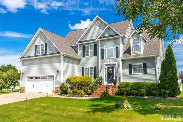 17 Paul Place, Garner, NC 27527 (#2330927) :: Sara Kate Homes