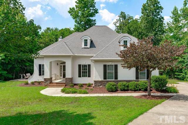 154 Birdie Court, Pittsboro, NC 27312 (#2330954) :: Real Estate By Design