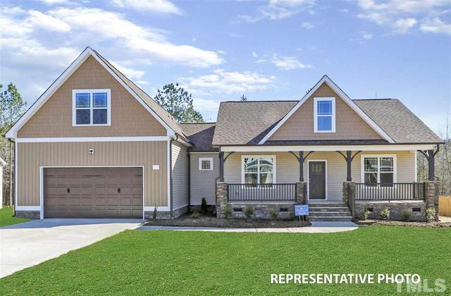 400 Heart Pine Drive, Wendell, NC 27591 (#2331059) :: Spotlight Realty