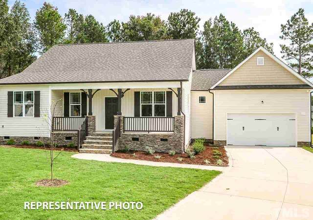 388 Heart Pine Drive, Wendell, NC 27591 (#2331062) :: Real Estate By Design