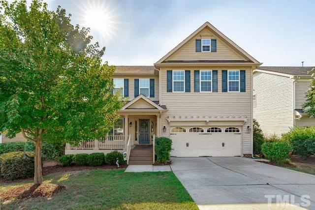 1940 Weaver Forest Way, Morrisville, NC 27560 (#2331077) :: Classic Carolina Realty