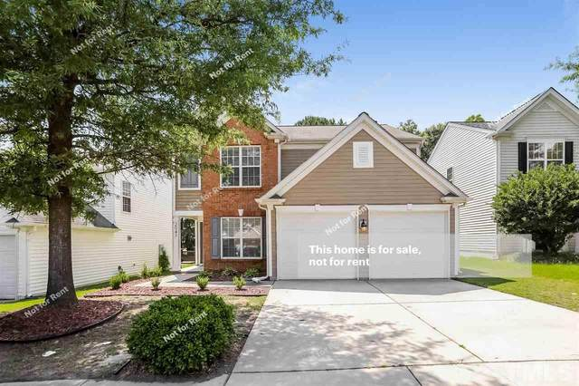 2047 Groundwater Place, Raleigh, NC 27610 (#2331094) :: Rachel Kendall Team