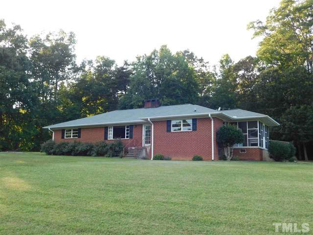 2442 Ralph Overman Lane, Liberty, NC 27298 (#2331100) :: Marti Hampton Team brokered by eXp Realty