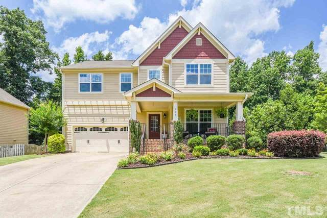 108 Shorehouse Way, Holly Springs, NC 27540 (#2331107) :: Rachel Kendall Team
