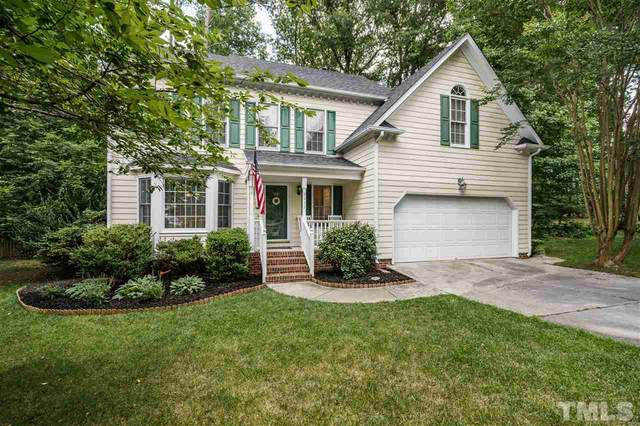 2111 Watersglen Drive, Apex, NC 27502 (#2331114) :: The Perry Group