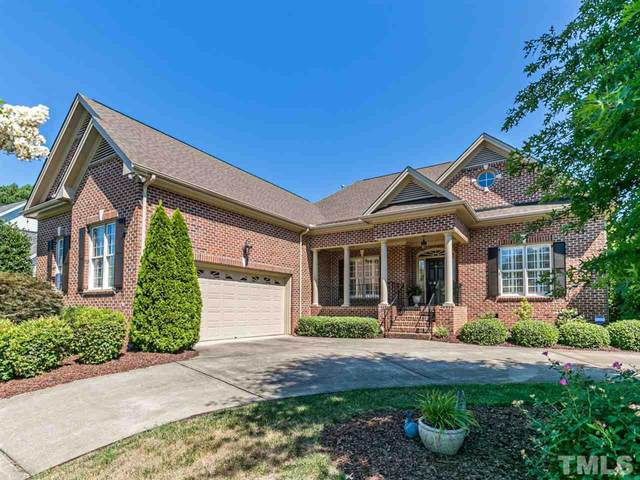 1321 Heritage Heights Lane, Wake Forest, NC 27587 (#2331132) :: Rachel Kendall Team