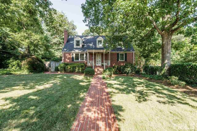 2651 St Marys Street, Raleigh, NC 27609 (#2331134) :: M&J Realty Group