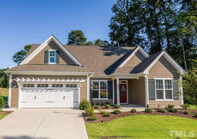 923 Traditions Ridge Drive, Wake Forest, NC 27587 (#2331137) :: Realty World Signature Properties