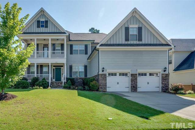 209 River Falls Drive, Apex, NC 27539 (#2331141) :: Marti Hampton Team brokered by eXp Realty