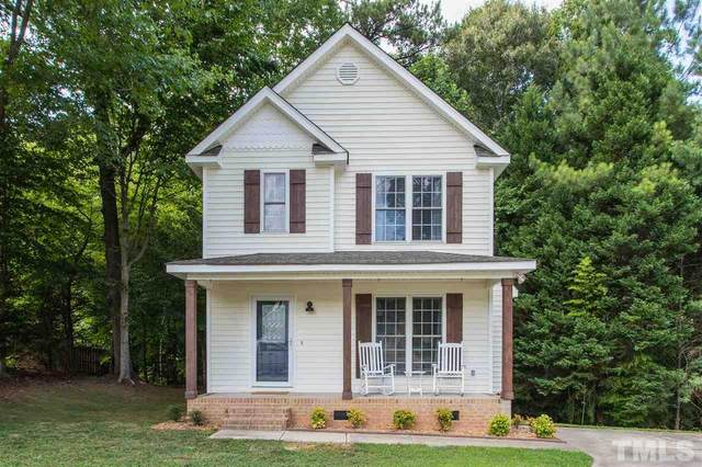 305 Black Swan Way, Wake Forest, NC 27587 (#2331144) :: Marti Hampton Team brokered by eXp Realty