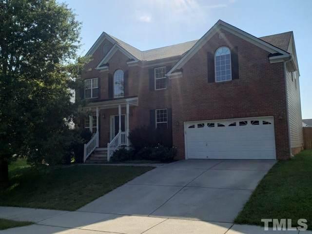 320 Glenloft Drive, Youngsville, NC 27596 (#2331148) :: M&J Realty Group