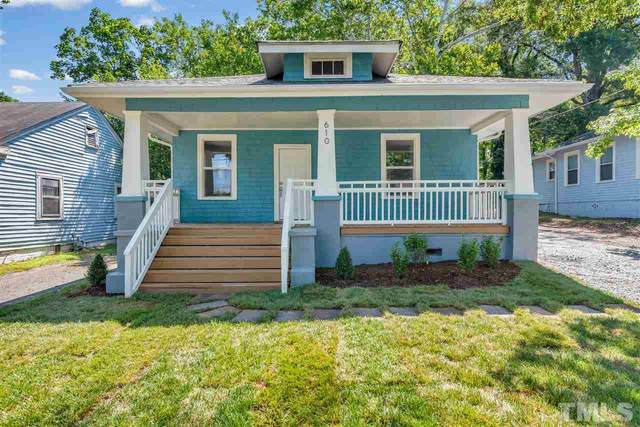 610 N Driver Street, Durham, NC 27703 (#2331156) :: Marti Hampton Team brokered by eXp Realty
