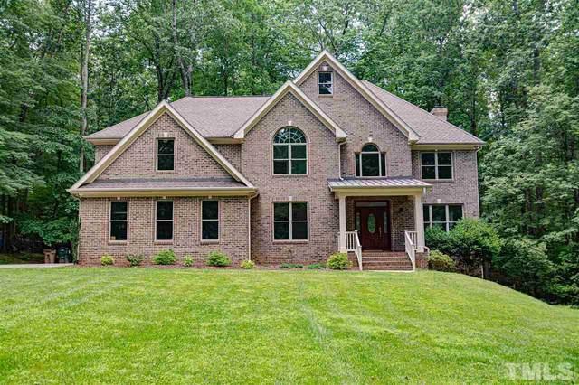 105 Lewisham Drive, Hillsborough, NC 27278 (#2331163) :: Dogwood Properties