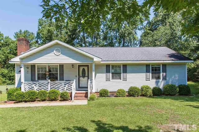 124 Rochelle Place, Selma, NC 27576 (#2331181) :: Marti Hampton Team brokered by eXp Realty
