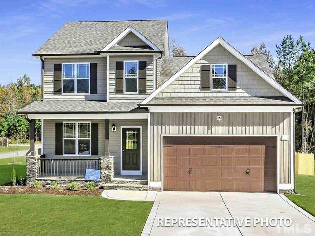 54 N Titus Lane, Wendell, NC 27591 (#2331200) :: Realty World Signature Properties