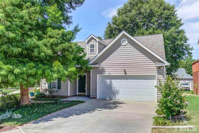 2105 Castle Pines Drive, Raleigh, NC 27604 (#2331302) :: Realty World Signature Properties