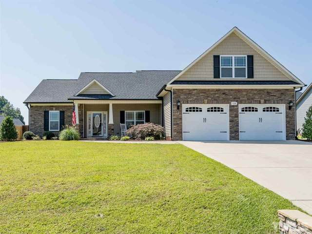 168 Sharpstone Lane, Clayton, NC 27527 (#2331307) :: M&J Realty Group