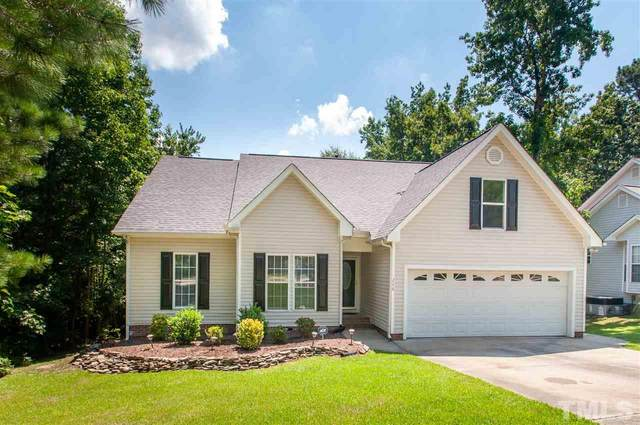 206 Jewel Haven Way, Knightdale, NC 27545 (#2331369) :: M&J Realty Group