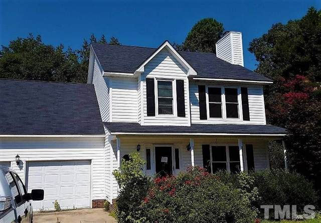 163 Fairfield Drive, Lillington, NC 27546 (#2331399) :: Triangle Just Listed