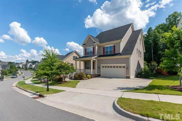 737 Toms Creek Road, Cary, NC 27519 (#2331416) :: Dogwood Properties