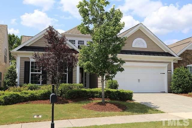 411 Heralds Way, Cary, NC 27519 (#2331428) :: Realty World Signature Properties